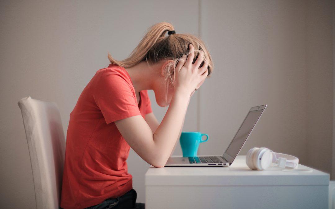 Stresas ir įtampa mane lydi nuo atsikėlimo iki einant miegoti